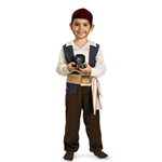 Pirates of the Caribbean 4 On Stranger Tides - Jack Sparrow Infant / Toddler Costume 38-800356