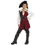 Pirates of the Caribbean - Elizabeth Pirate Deluxe Pre-Teen Costume 38-801928