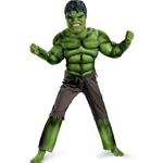The Avengers Hulk Classic Muscle Chest Toddler Costume 38-802409