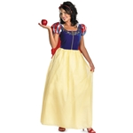 Snow White Deluxe Plus Costume 38-802622