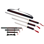 Red Ninja Sword Set