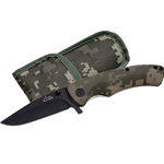 Rite Edge Folding Camo Knife