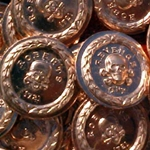 Reproduction Replica Coins Roman Viking Celtic Saxon and