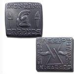 Square Iron Coin of Braavos 417-GM-BR-SQU