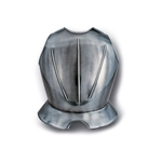Steel Breastplate AA2150