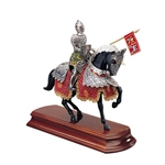 Spanish Knight Miniature Knight on Horseback 42-MA5602
