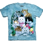 Kitten Adult 2X-Large T-Shirt