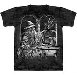 Wizard and Dragon Adult 2X-Large T-Shirt