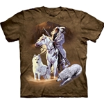 Companions of Hunt Adult T-Shirt 43-1013290