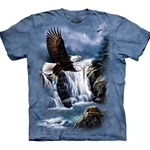 Majestic Flight Adult T-Shirt 43-1015160