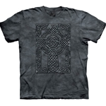Celtic Cross Adult T-Shirt 43-1016810