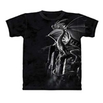 Silver Dragon Adult T-Shirt 43-1022581