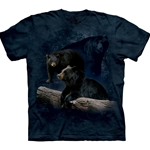 Black Bear Trilogy Adult 2X-Large T-Shirt 43-1022590