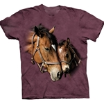 Two Hearts Adult T-Shirt 43-1030220