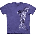 Giraffe Family Adult T-Shirt 43-1030260