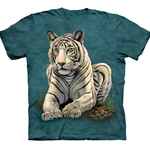 Tiger Gaze Adult T-Shirt 43-1030610