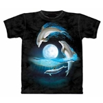 Over the Moon Adult T-Shirt 43-1030810