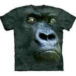 Silverback Portrait Adult T-Shirt 43-1031000