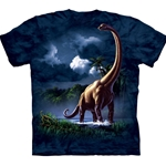 Brachiosaurus Adult 2X-Large T-Shirt 43-1031010