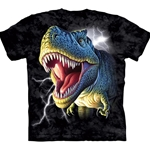 Lightning Rex Adult T-Shirt 43-1031020