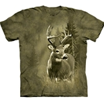 Lone Buck Adult T-Shirt 43-1031070