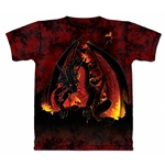 Fireball Adult 2X-Large T-Shirt 43-1031271