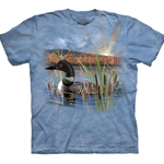Loon Adult T-Shirt 43-1031720
