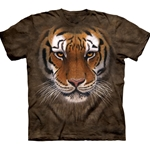 Tiger Warrior Adult T-Shirt 43-1031790