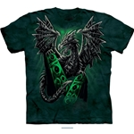 Electric Dragon Adult T-Shirt 43-1032020