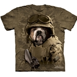 Combat Sam Adult T-Shirt 43-1032170