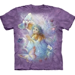 Flower Fairy Adult T-Shirt 43-1033000