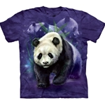 Panda Collage Adult T-Shirt 43-1033220