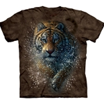 Tiger Splash Adult T-Shirt 43-1033270