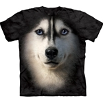 Siberian Face Adult T-Shirt 43-1033370