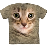 Kitten Face Adult T-Shirt 43-1033530