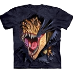 T-Rex Tearing Adult T-Shirt 43-1034200
