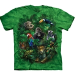 Jungle Friends Adult T-Shirt 43-1034250