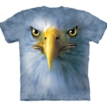 Eagle Face Adult T-Shirt 43-1034380