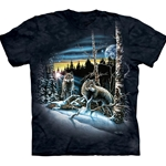 Find 13 Wolves Adult T-Shirt 43-1034490