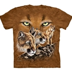 Find 10 Cougars Adult T-Shirt 43-1034520