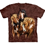 Find 8 Horses Adult T-Shirt 43-1034580