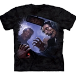 Zombie Crash Adult T-Shirt 43-1034720