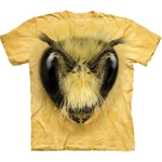 Bee Head Adult T-Shirt 43-1035540