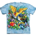 Birds of the Tropics Adult T-Shirt 43-1035080