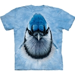 Bluejay Adult T-Shirt 43-1035320