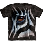 Zebra Eye Adult T-Shirt 43-1035520