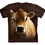 How Now Brown Cow Adult T-Shirt 43-1035560