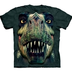 Rex Portrait Adult T-Shirt 43-1035690