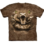 Snake Moon Eyes Adult T-Shirt 43-1035760