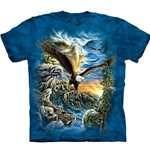 Find 11 Eagles Adult T-Shirt 43-1035780